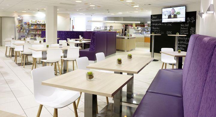 Cafeteria Küche Kliniken Hospital Zum Heiligen Geist Fritzlar