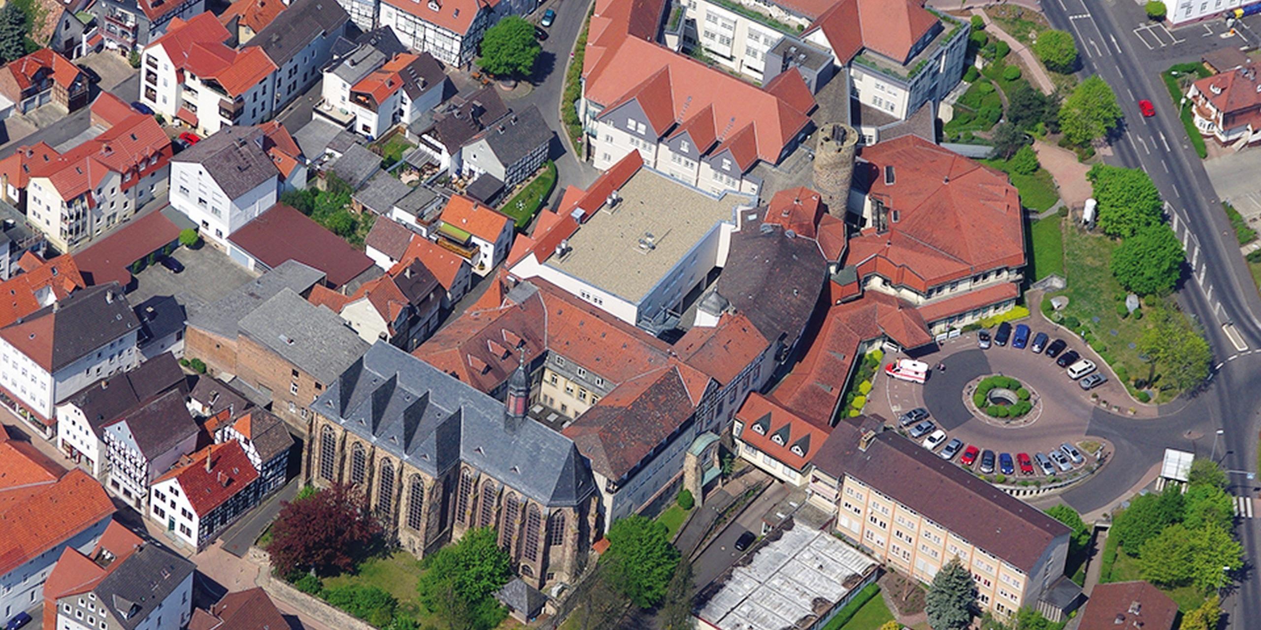 Meldung Kliniken Hospital Zum Heiligen Geist Fritzlar
